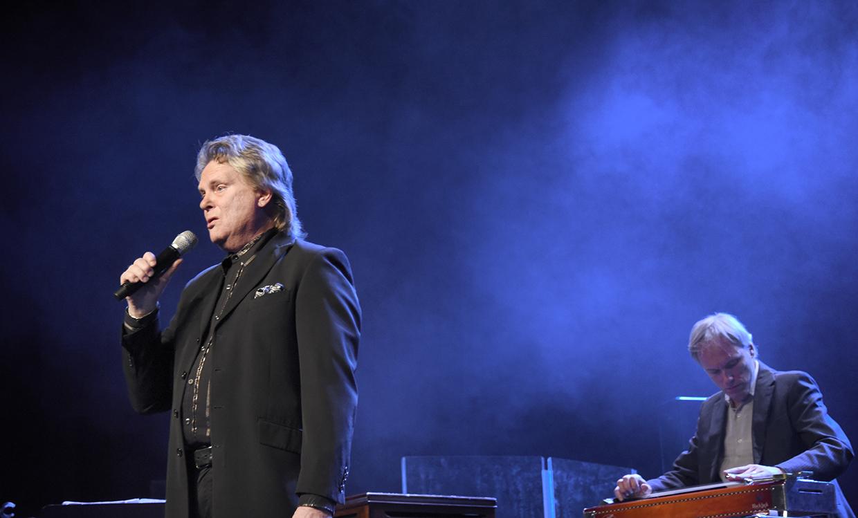 Pepe Willlberg päätti Loven juhlakonsertin unohtumattomasti.