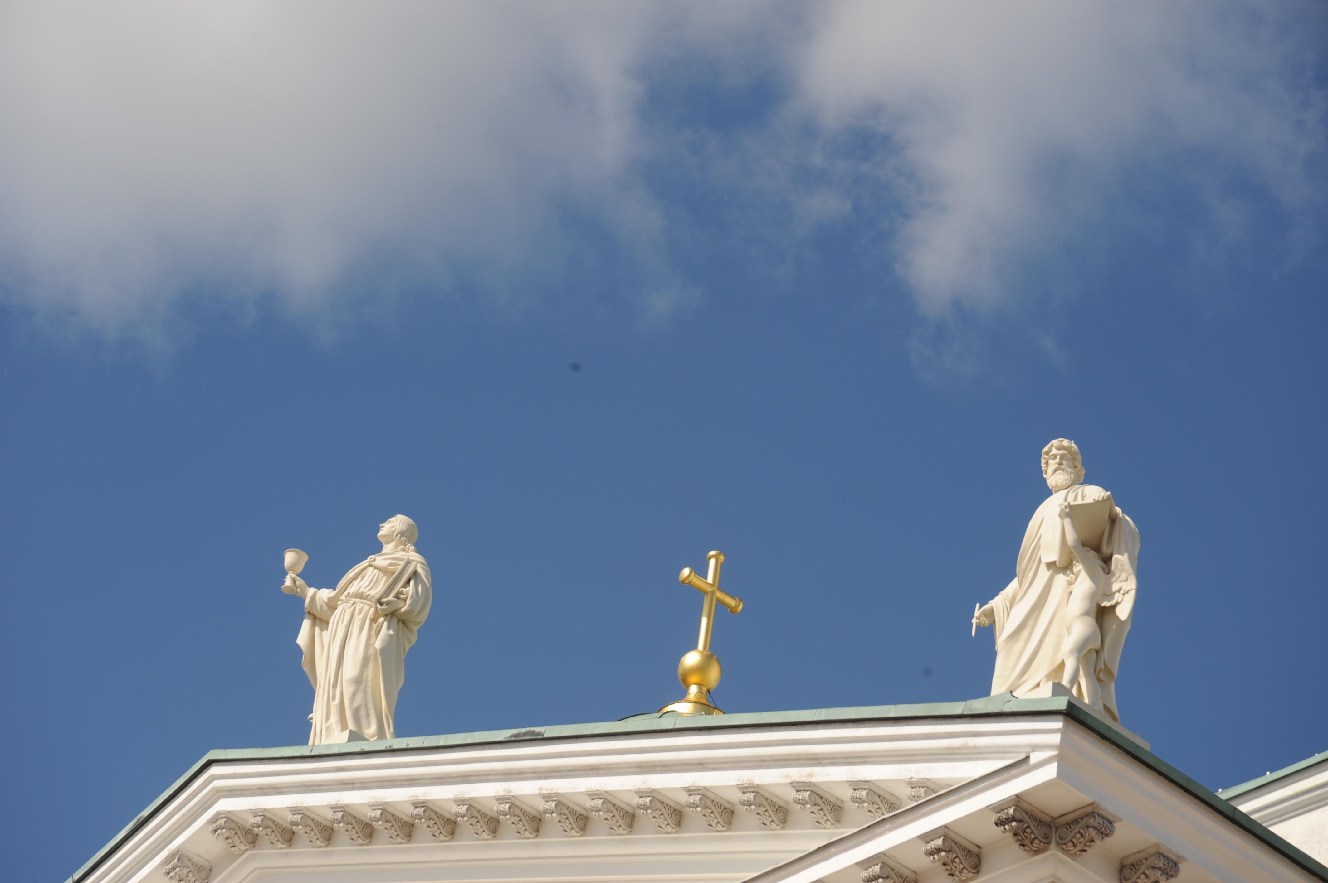 Eroa kirkosta -palvelun avulla eronneita jo 600 000 - Ajankohtaista - Usko ja rukous