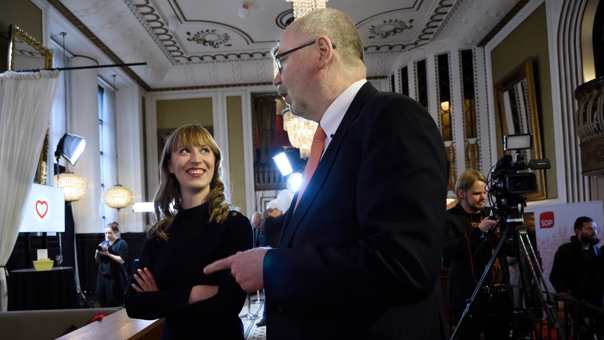Uutissuomalainen: Heinäluoma piirijohtajien ylivoimainen suosikki SDP:n presidenttiehdokkaaksi ...
