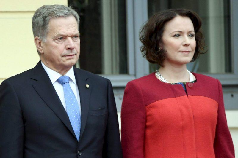 Jenni Haukio ei osallistu presidentin vaalivalvojaisiin