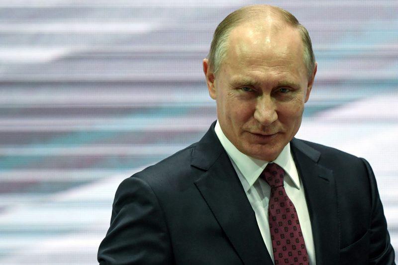 Putin puhuu Venäjän parlamentille aamupäivällä