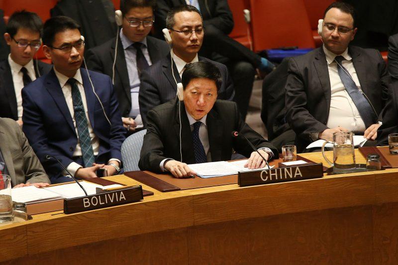 """""""Pakotteet sotatoimi"""" – Pohjois-Korea tuomitsee YK:n turvallisuusneuvoston päätöksen"""