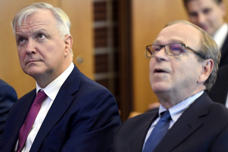 Liikasen seuraajan haku alkaa maalis-huhtikuussa – Olli Rehn vahvoilla