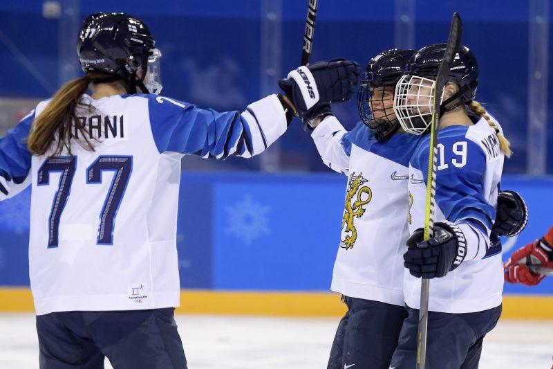 Salama-alku toiseen erään! – Naisleijonat kiinni olympiapronssissa
