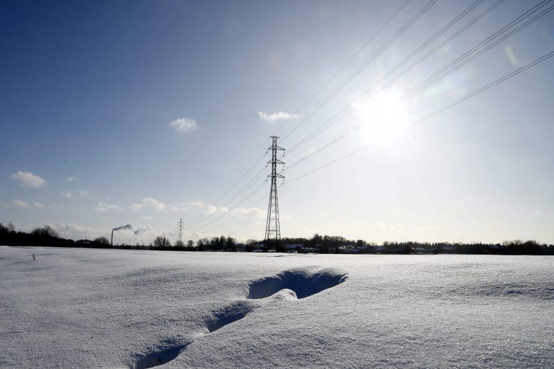 Kylmyys jatkuu – pakkasvaroitusta jatkettu