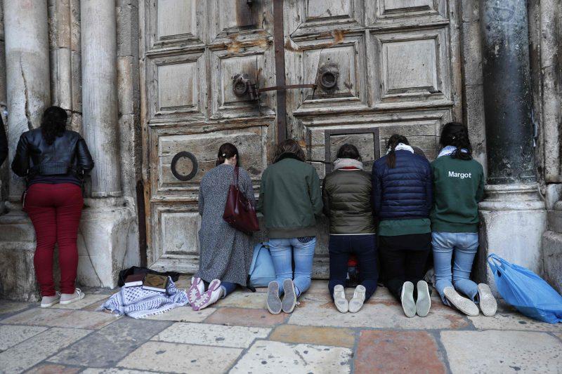 Suosittu pyhiinvaelluskohde auki jälleen Jerusalemissa