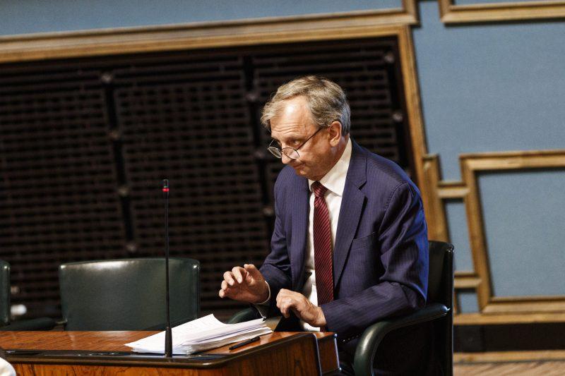 """Harkimo puhui kyselytunnilla valmistuslaista: """"Anderssonia nauratti"""" – opetusministeri kommentoi: """"Olen vilpittömästi pahoillani, että reaktioni saattoi tulkita tuolla tavalla"""""""
