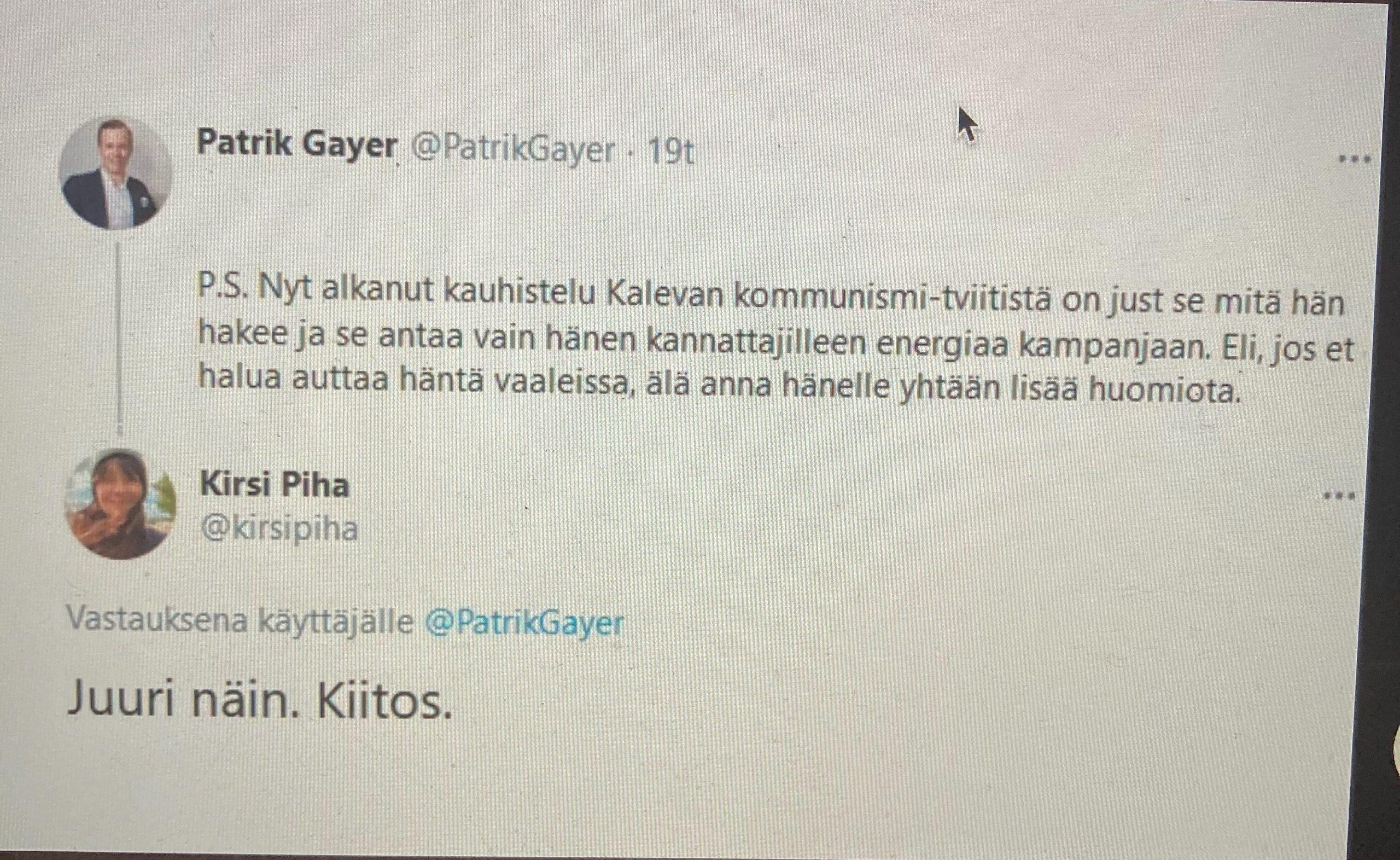 Twitter Suomi
