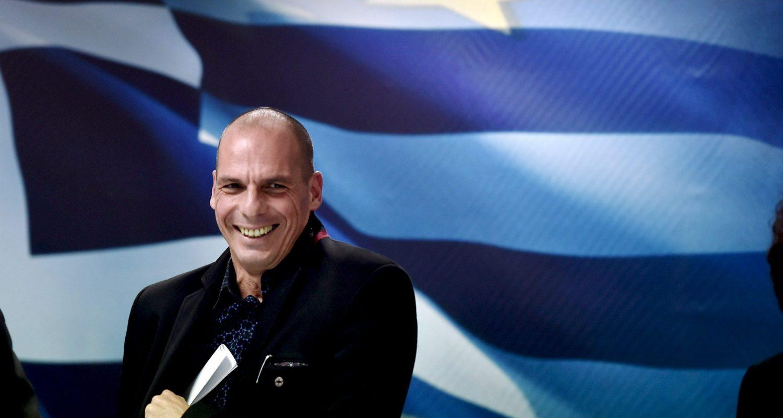 GREECE-POLITICS-FINANCE-ECONOMY-VAROUFAKIS
